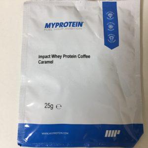 マイプロテイン コーヒーキャラメル味